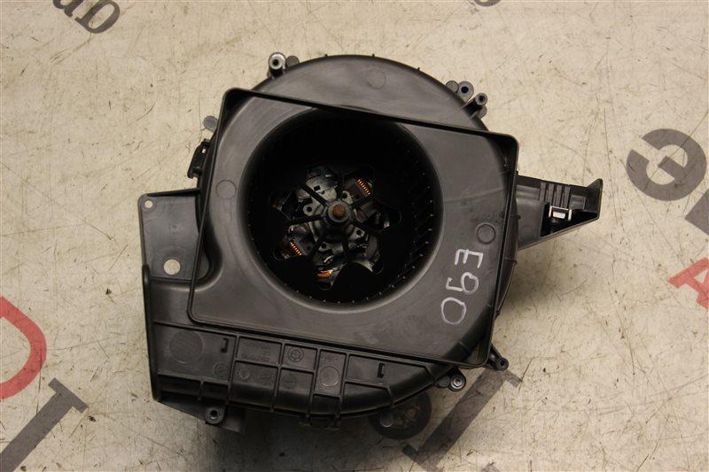 Мотор печки Bmw 3-Series 323I E90 N52B25A 2008