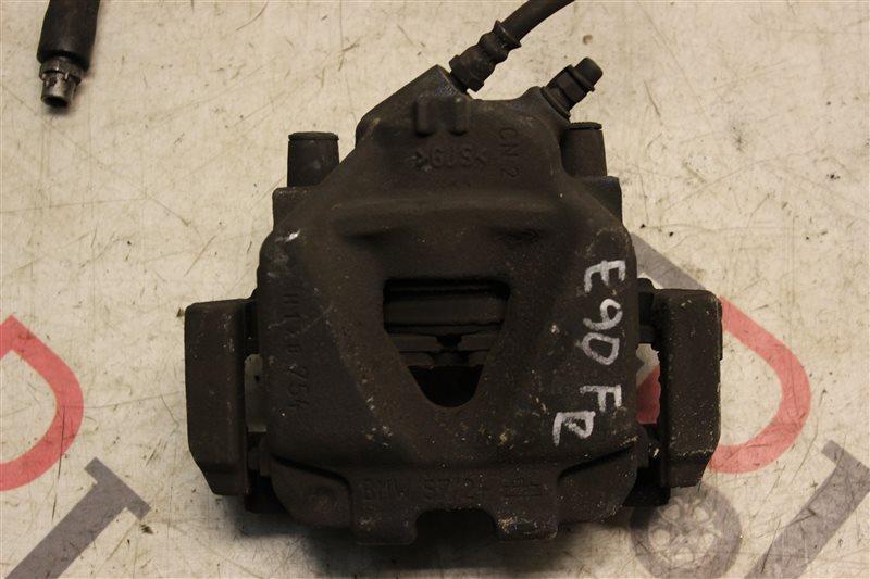 Суппорт Bmw 3-Series 323I E90 N52B25A 2008 передний правый
