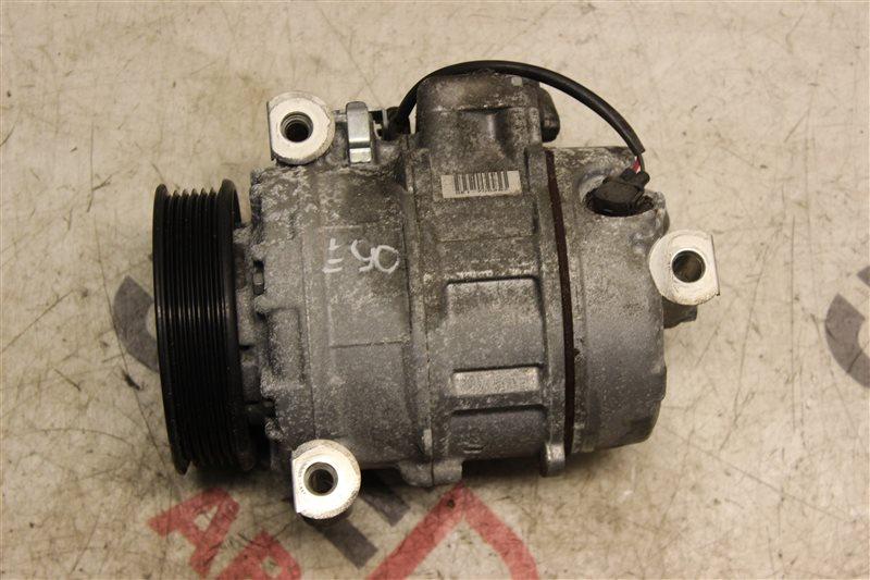 Компрессор кондиционера Bmw 3-Series 323I E90 N52B25A 2008