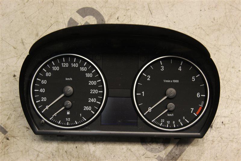 Панель приборов Bmw 3-Series 323I E90 N52B25A 2008