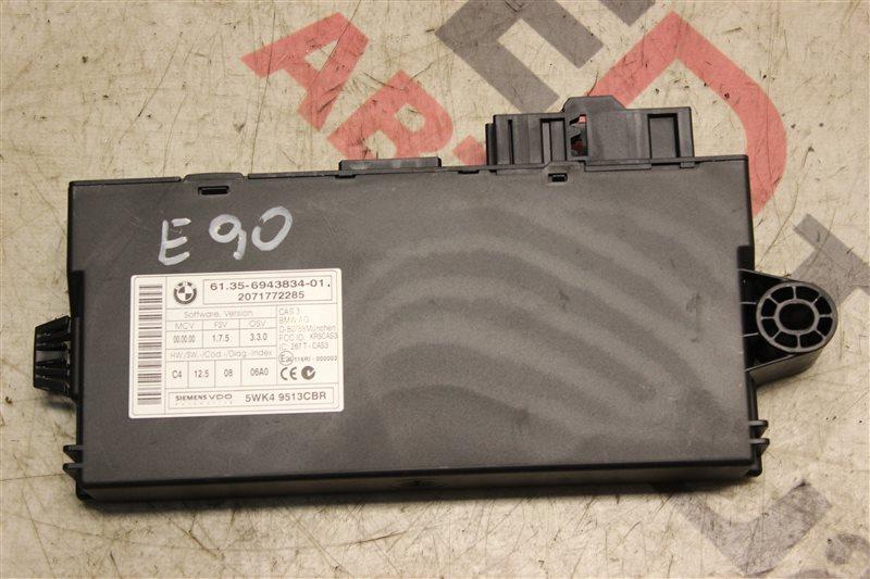 Блок управления ркпп Bmw 3-Series 323I E90 N52B25A 2008