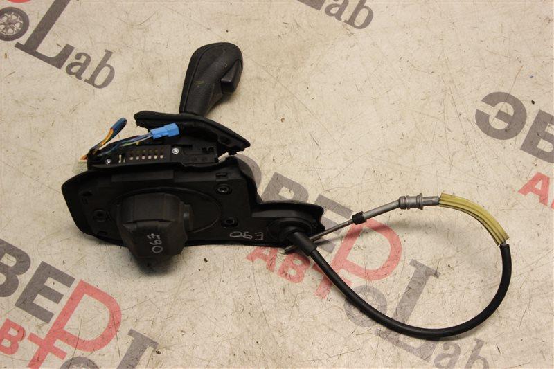 Селектор акпп Bmw 3-Series 323I E90 N52B25A 2008