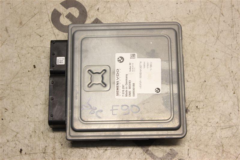 Блок управления двигателем Bmw 3-Series 323I E90 N52B25A 2008