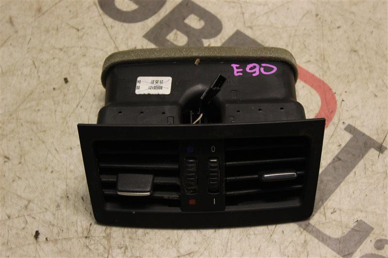 Решетка воздухозаборника Bmw 3-Series 323I E90 N52B25A 2008
