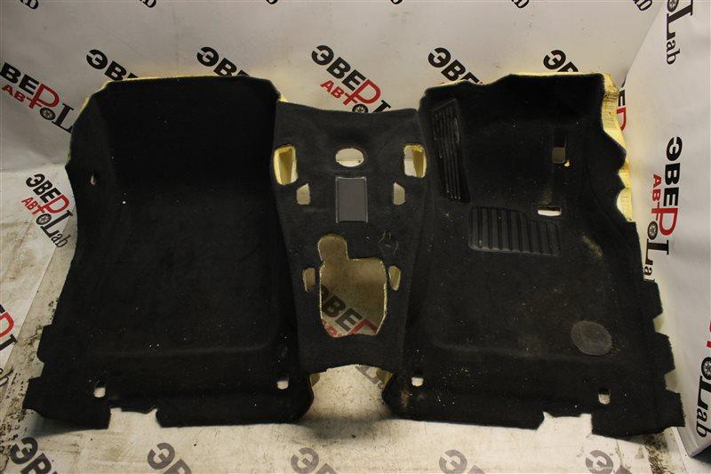 Ковер пола Bmw 3-Series 323I E90 N52B25A 2008 передний