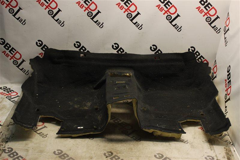 Ковер пола Bmw 3-Series 323I E90 N52B25A 2008 задний