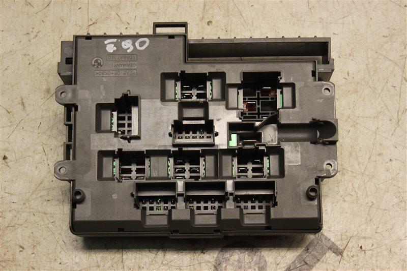 Блок предохранителей салона Bmw 3-Series 323I E90 N52B25A 2008