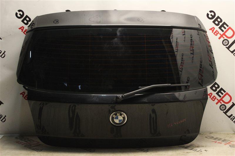 Крышка багажника Bmw 1 Series E87 N45B16 2007