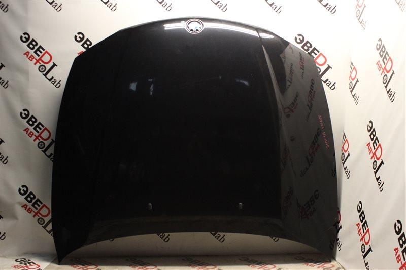 Капот Bmw 1 Series E87 N45B16 2007