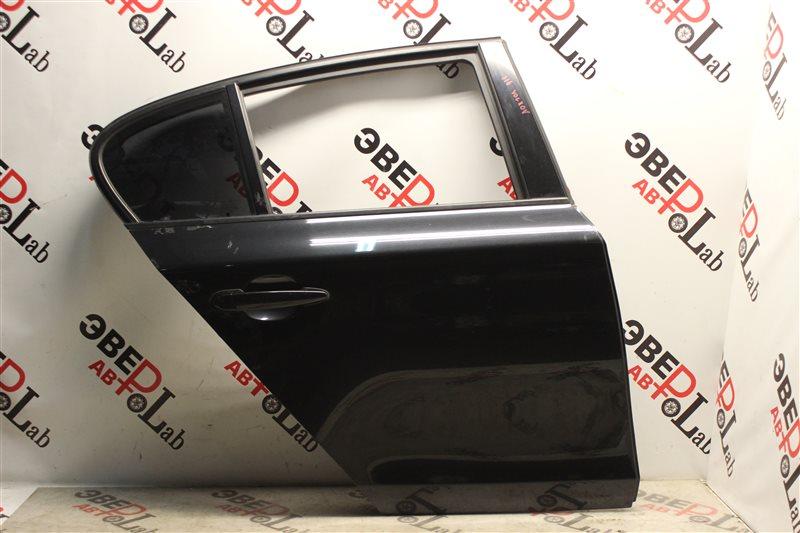 Дверь Bmw 1 Series E87 N45B16 2007 задняя правая