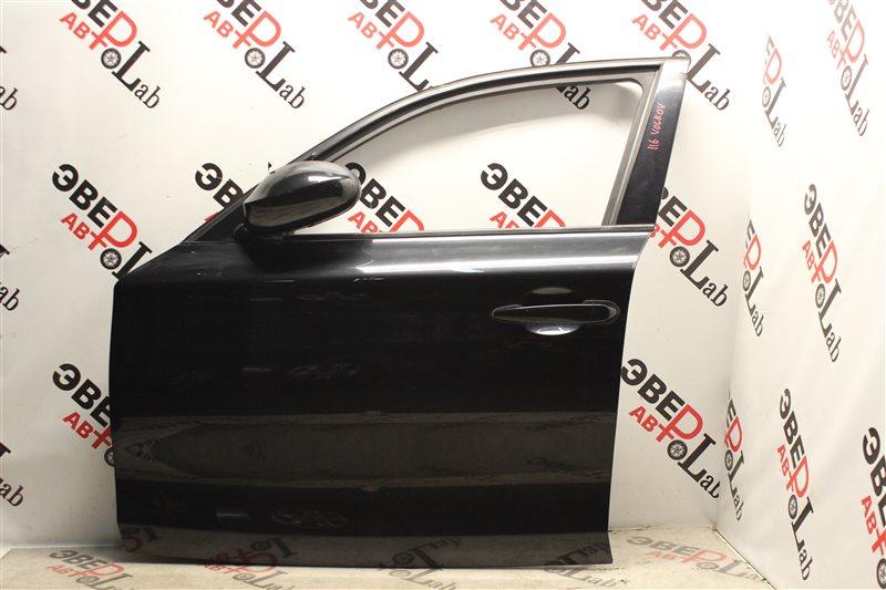 Дверь Bmw 1 Series E87 N45B16 2007 передняя левая
