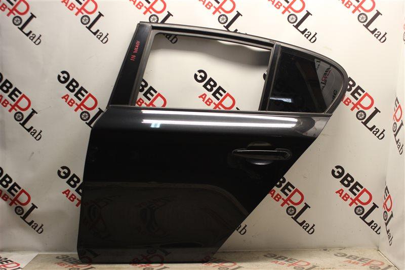 Дверь Bmw 1 Series E87 N45B16 2007 задняя левая