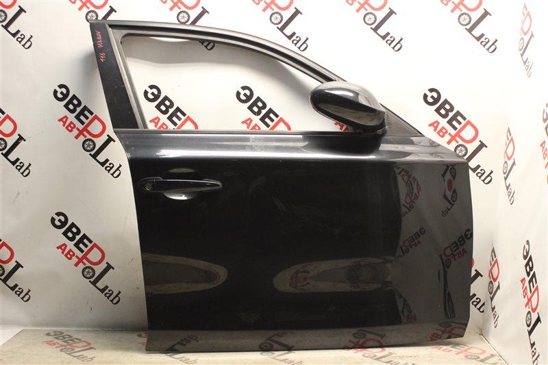 Дверь Bmw 1 Series E87 N45B16 2007 передняя правая