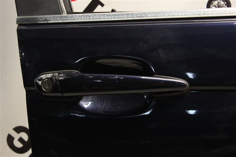 Ручка двери внешняя Bmw 3-Series 320I E46 M54B22 2004 передняя правая