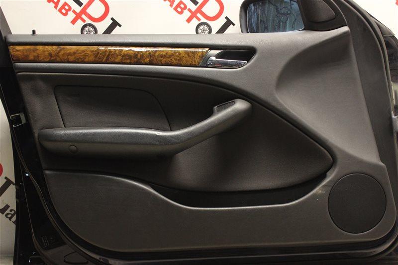 Обшивка двери Bmw 3-Series 320I E46 M54B22 2004 передняя левая