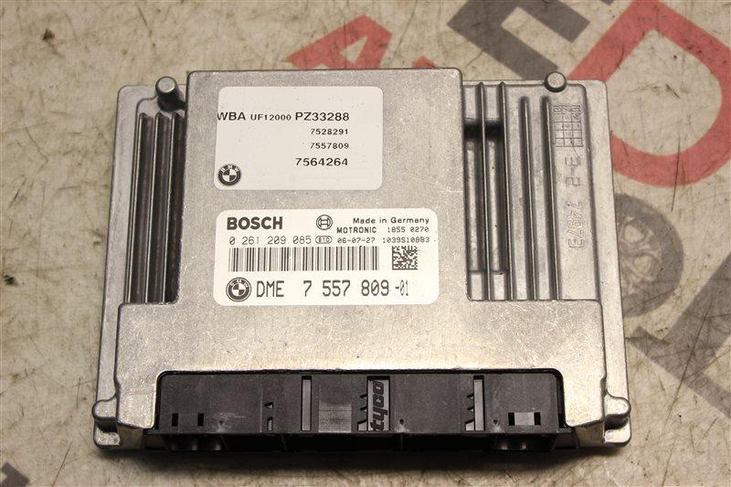 Блок управления efi Bmw 1 Series E87 N45B16 2007