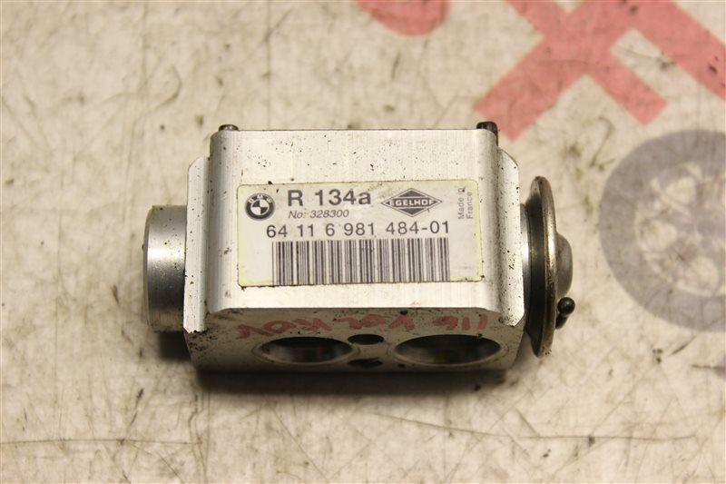 Расширительный клапан кондиционера Bmw 1 Series E87 N45B16 2007