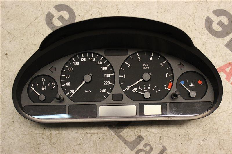 Панель приборов Bmw 3-Series 320I E46 M54B22 2004