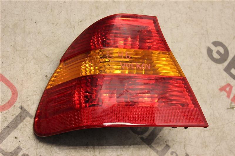 Стоп-сигнал Bmw 3-Series 320I E46 M54B22 2004 левый
