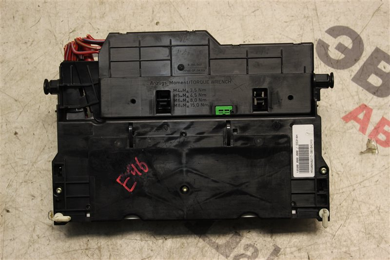 Блок предохранителей Bmw 3-Series 320I E46 M54B22 2004