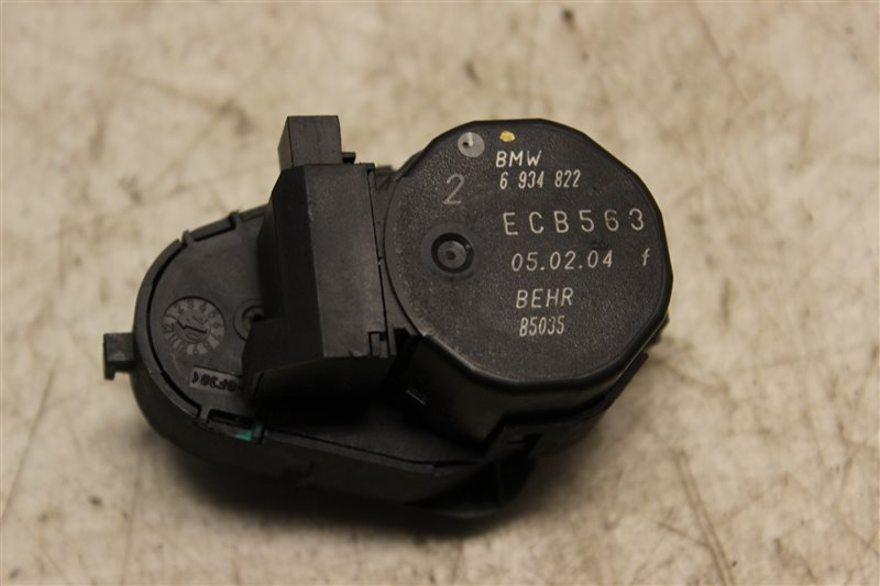 Сервопривод режима печки Bmw 3-Series 320I E46 M54B22 2004