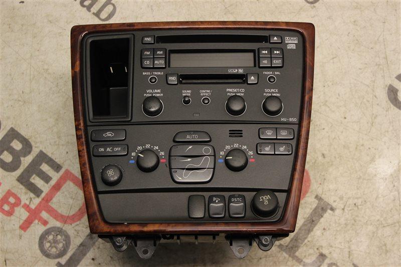 Блок управления климат-контролем Volvo V70 B5244S 2005