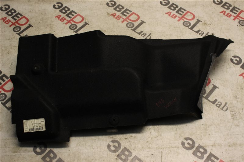 Обшивка багажника Bmw 3-Series 320I E46 M54B22 2004