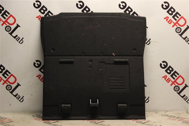 Пол багажника Bmw 1 Series E87 N45B16 2007