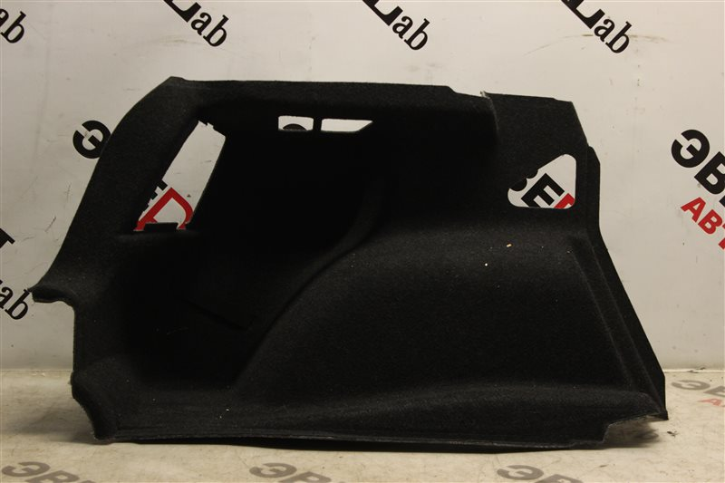 Обшивка багажника Bmw 1 Series E87 N45B16 2007