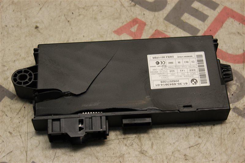 Блок комфорта Bmw 3-Series 320I E46 M54B22 2004