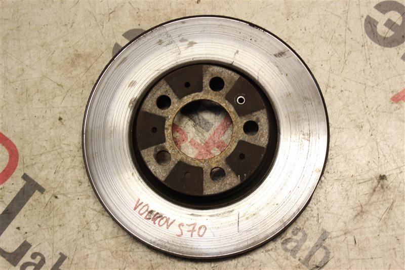 Тормозной диск Volvo V70 B5244S 2005 передний левый