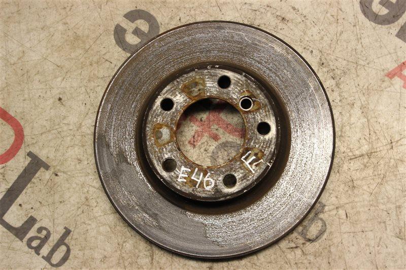 Тормозной диск Bmw 3-Series 320I E46 M54B22 2004 передний правый