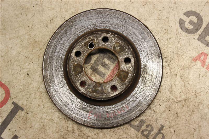 Тормозной диск Bmw 3-Series 320I E46 M54B22 2004 передний левый