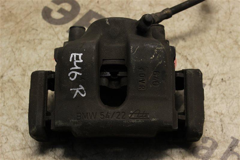 Суппорт Bmw 3-Series 320I E46 M54B22 2004 передний правый