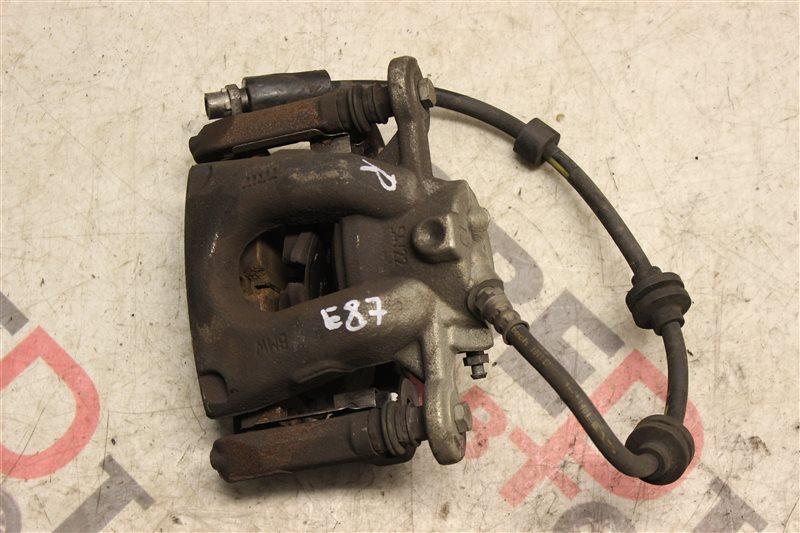 Суппорт Bmw 1 Series E87 N45B16 2007 передний правый