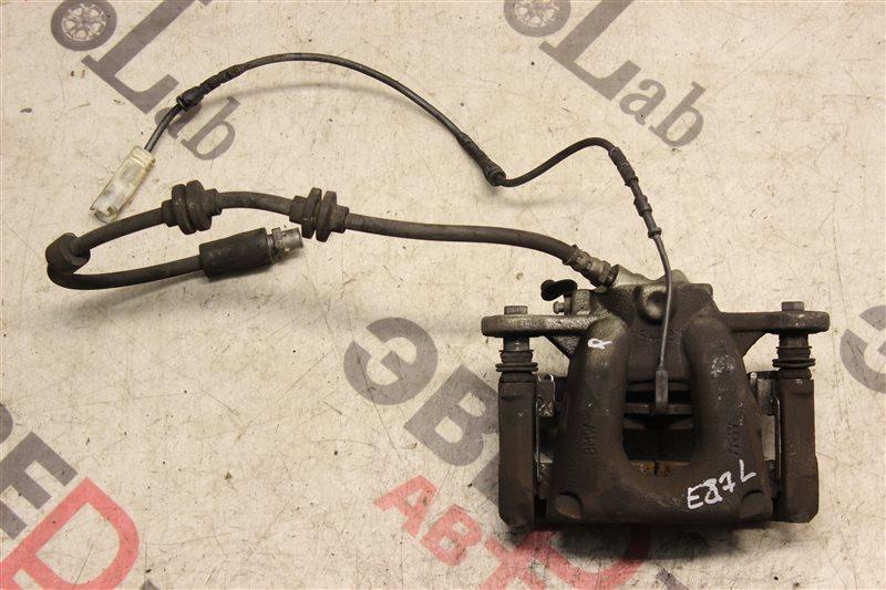 Суппорт Bmw 1 Series E87 N45B16 2007 передний левый