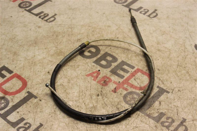Трос ручника Bmw 1 Series E87 N45B16 2007 задний правый