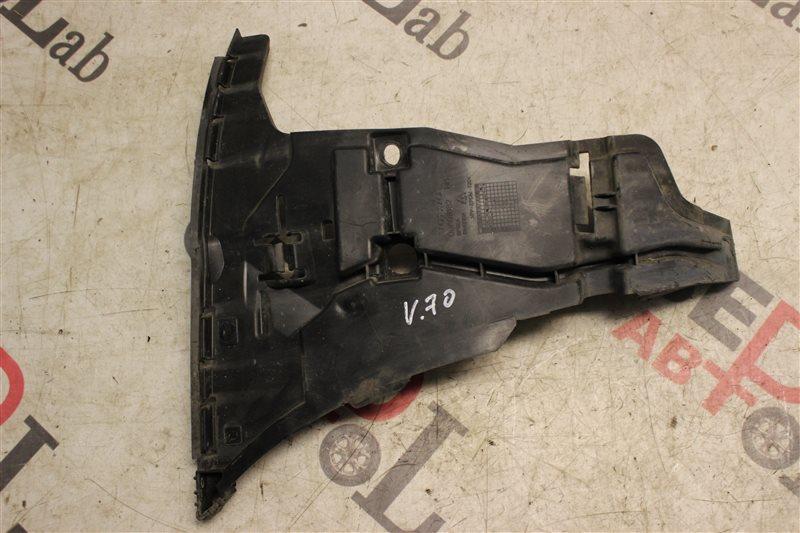 Крепление бампера Volvo V70 B5244S 2005 заднее правое