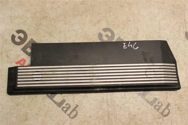 Декоративная крышка двс Bmw 3-Series 320I E46 M54B22 2004