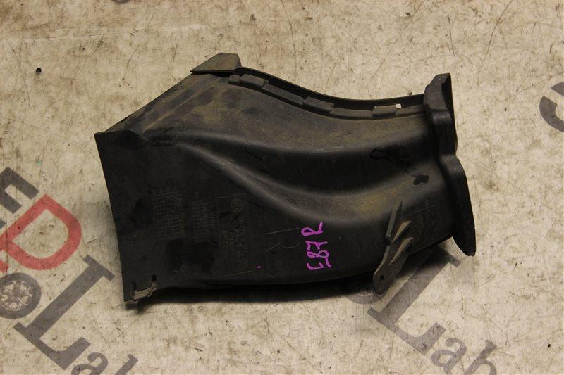 Воздуховод Bmw 1 Series E87 N45B16 2007 правый