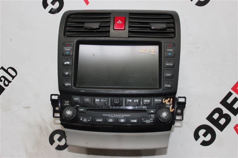 Блок управления климат-контролем Honda Inspire UC1 J30A 2007