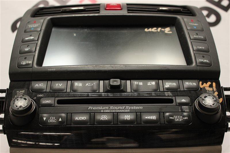 Магнитола Honda Inspire UC1 J30A 2007