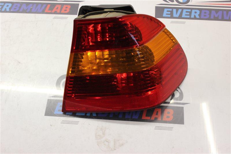 Стоп-сигнал Bmw 3-Series 320I E46 M54B22 02/2003 правый