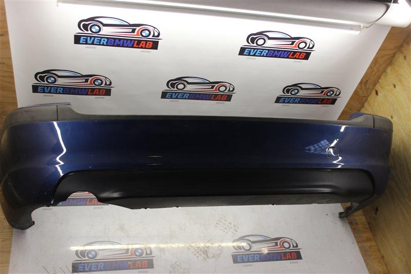 Бампер Bmw 3-Series 318I E46 M43TU 06/2001 задний