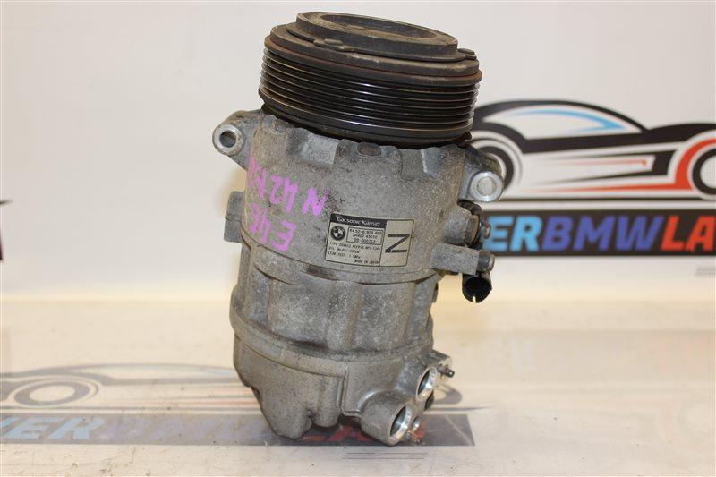 Компрессор кондиционера Bmw 3-Series 318I E46 N42B20A 06/2003