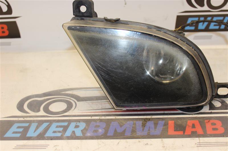Противотуманная фара Bmw 5 Series 530I E60N N52B30A 03/2008 передняя правая