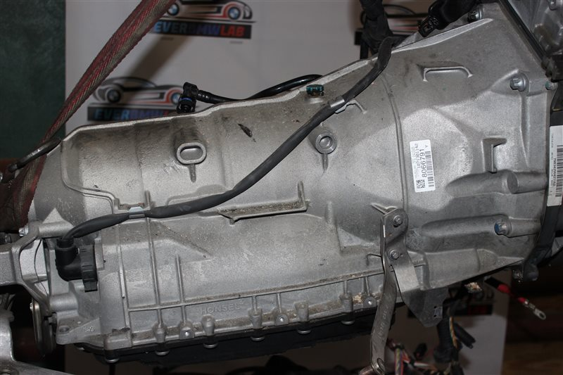 Акпп Bmw 5 Series 530I E60N N52B30A 03/2008