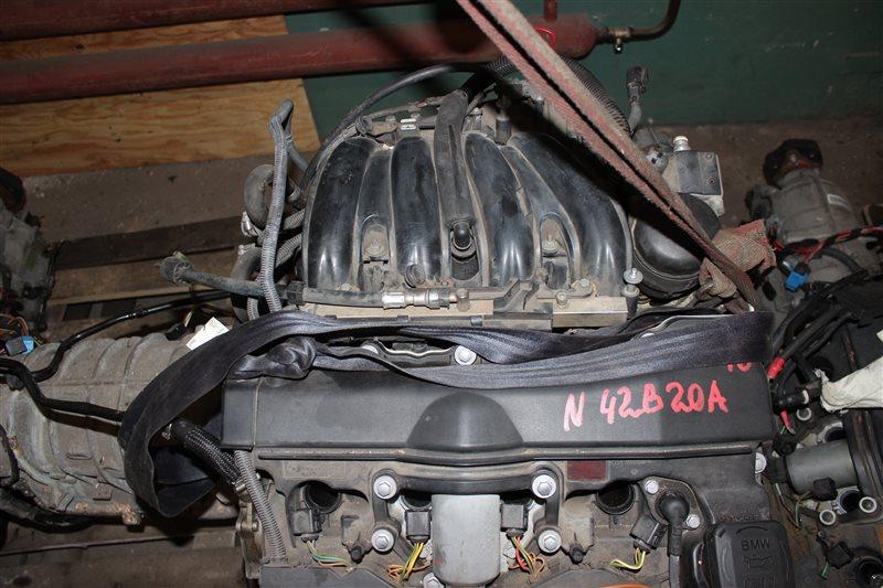 Двигатель Bmw 3-Series 318I E46 N42B20A 06/2003