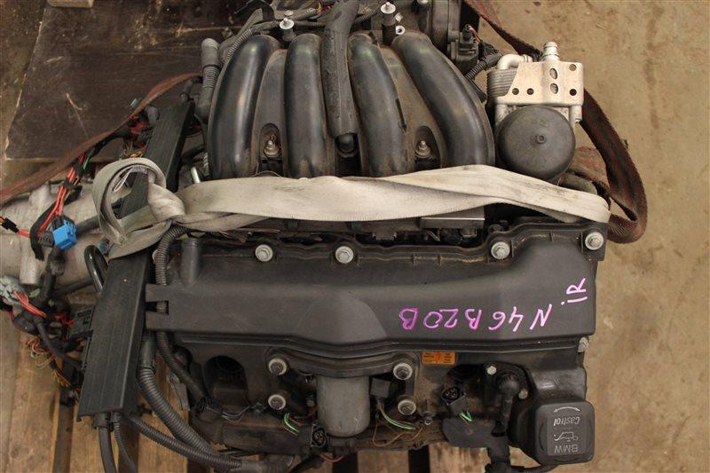 Двигатель Bmw 3-Series 320I E 90 N46B20B 09/2005