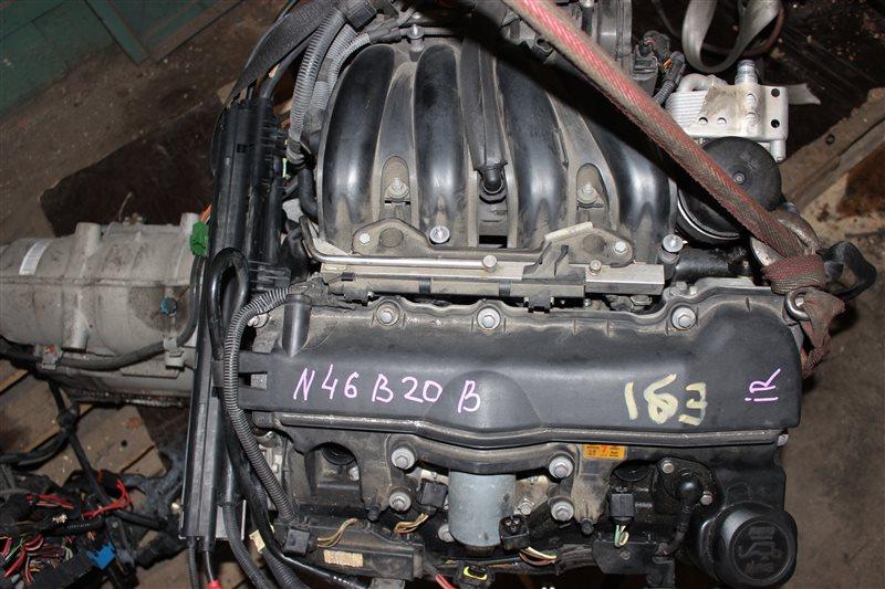 Двигатель Bmw 3-Series 320I E91 N46B20B 07/2007